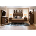 Legacy Classic Forest Hills California King Bedroom Group - Item Number: 8620 CK Bedroom Group 3