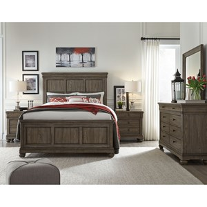 Legacy Classic Hartland Hills Queen Bedroom Group