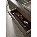 Legacy Classic Hartland Hills Transitional 8 Drawer Dresser