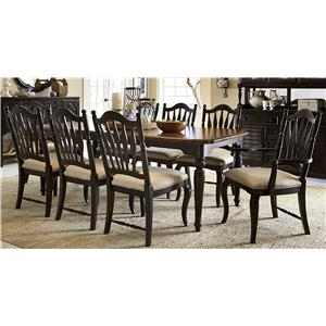 Legacy Classic Haven 9 Piece Dining Set