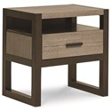 Legacy Classic Helix Night Stand  - Item Number: 4660-3101