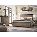 Legacy Classic Helix California King Complete Panel Bed