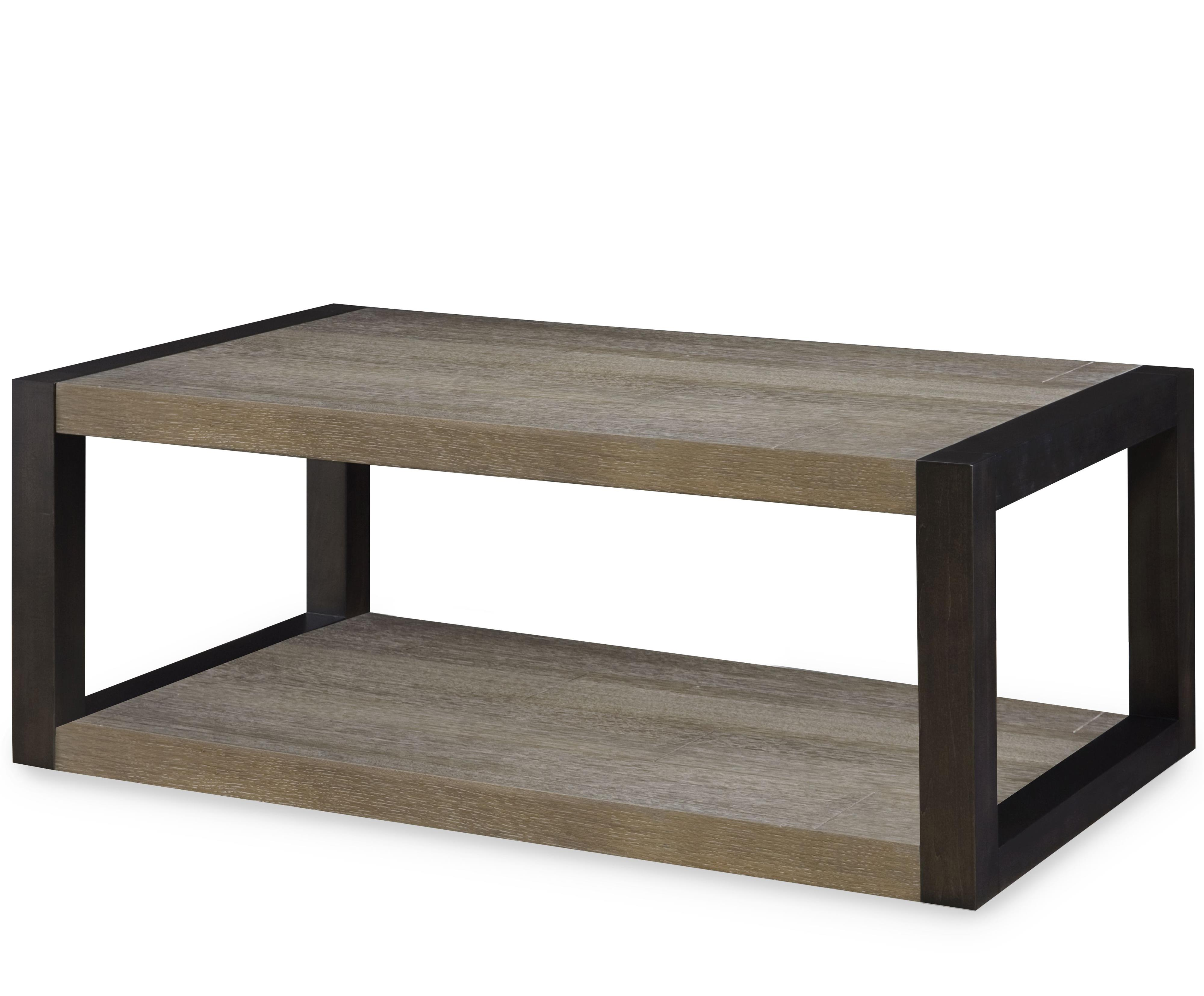 Legacy Classic Helix Rectangular Cocktail Table - Item Number: 4660-503