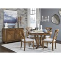 Legacy Classic Highland Casual Dining Room Group - Item Number: 9700 Dining Room Group 2