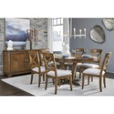 Legacy Classic Highland Formal Dining Room Group - Item Number: 9700 Dining Room Group 3