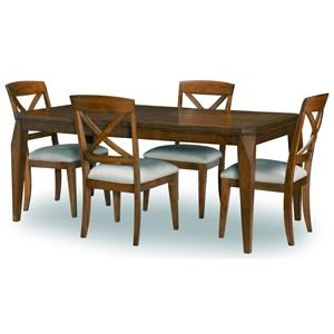 Hamilton 5-Piece Dining Table Set