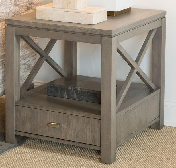 Highline Highline End Table by Legacy Classic at Morris Home