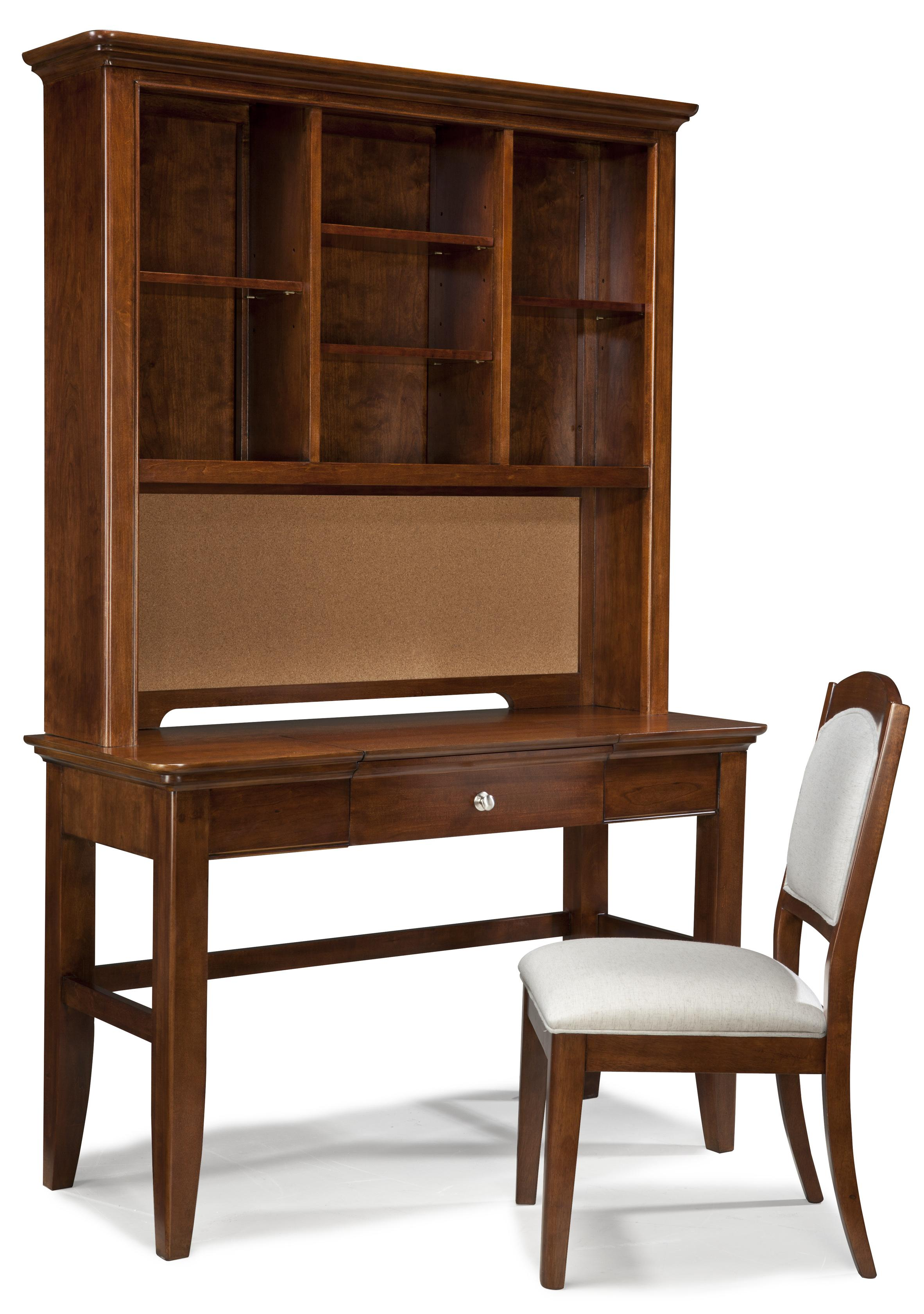 Legacy Classic Kids Impressions Desk and Hutch Set - Item Number: 2880-6100+6200