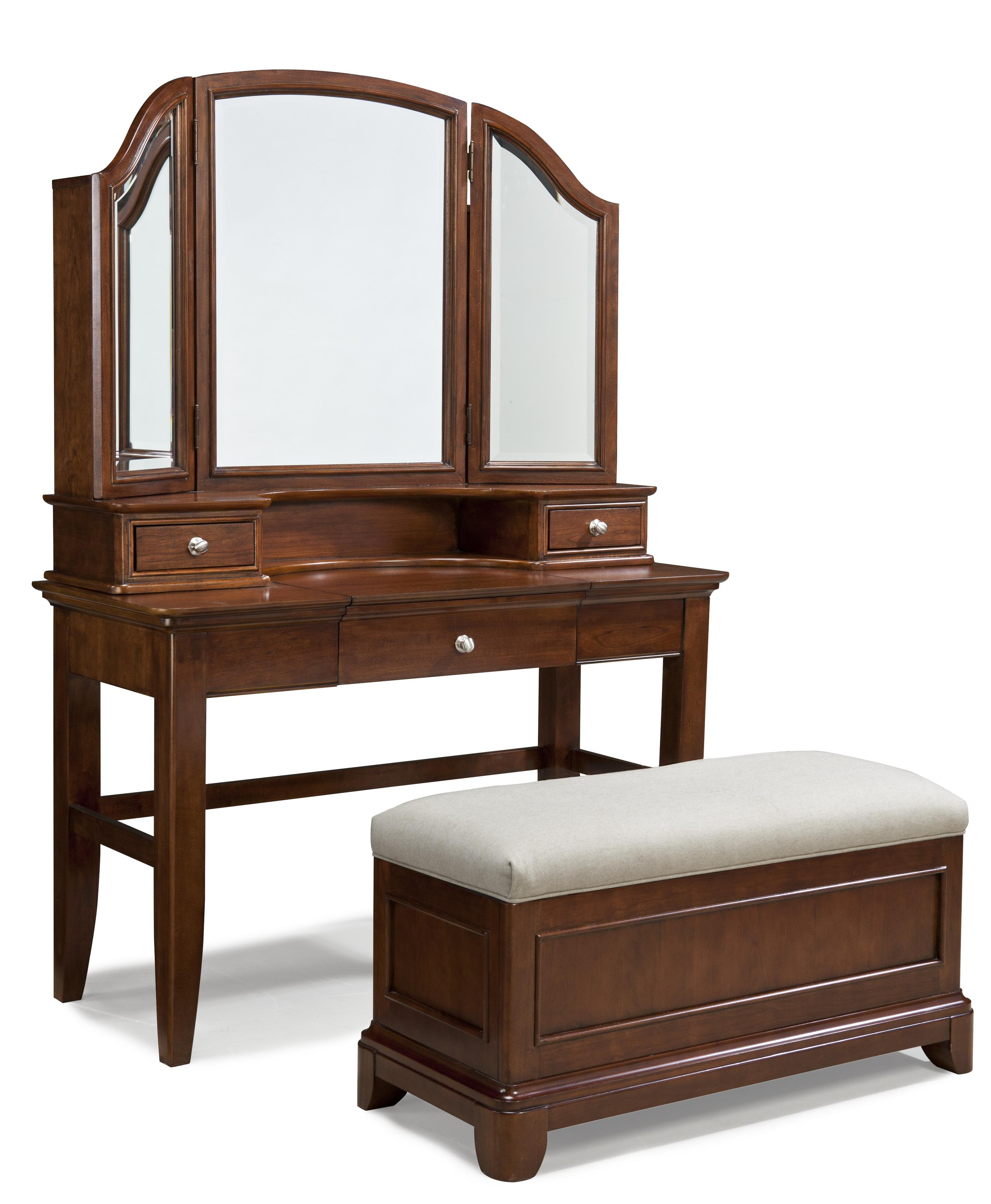 Legacy Classic Kids Impressions Computer Desk Vanity With