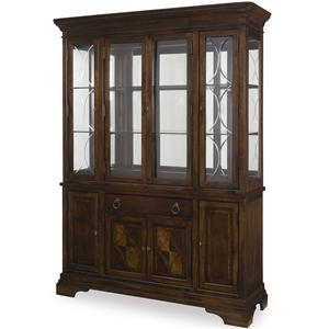 Legacy Classic Irving Park Complete Buffet/Hutch