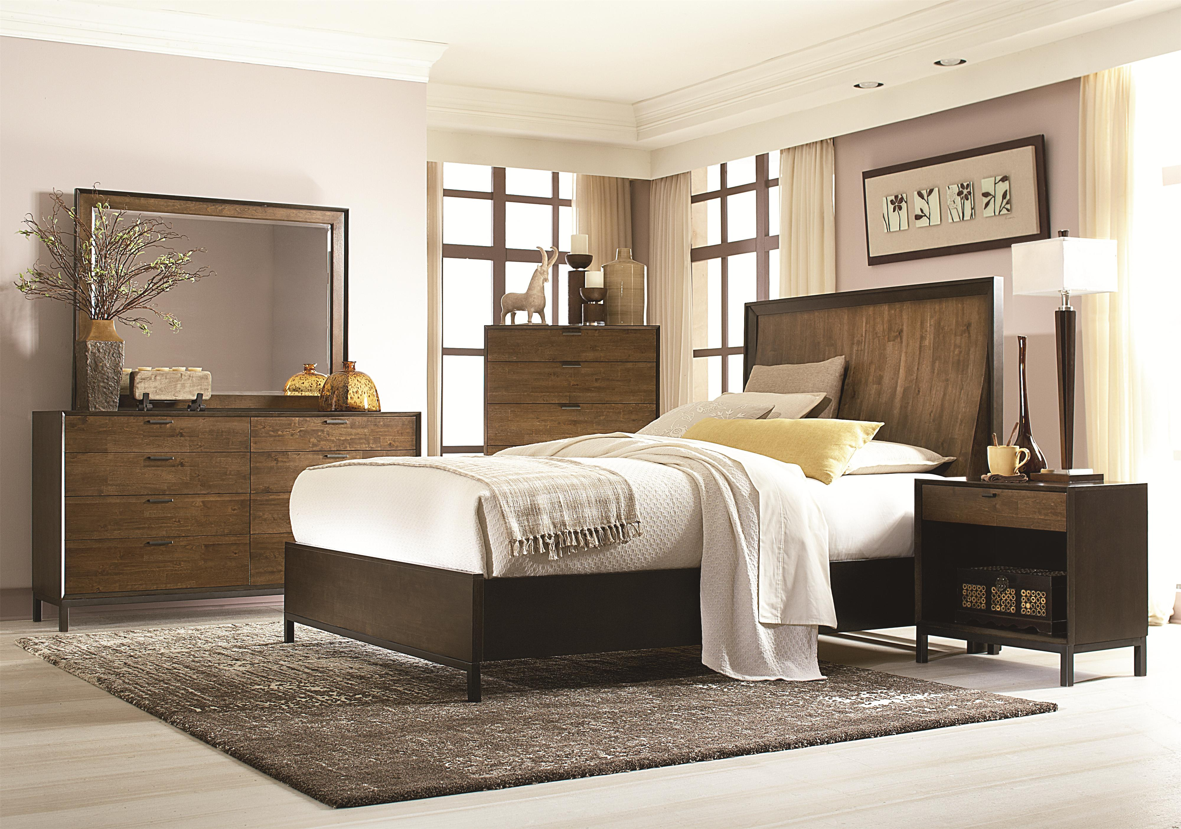 Legacy Classic Kateri Cal. King Panel Bedroom Group - Item Number: 3600 CK Bedroom Group 1
