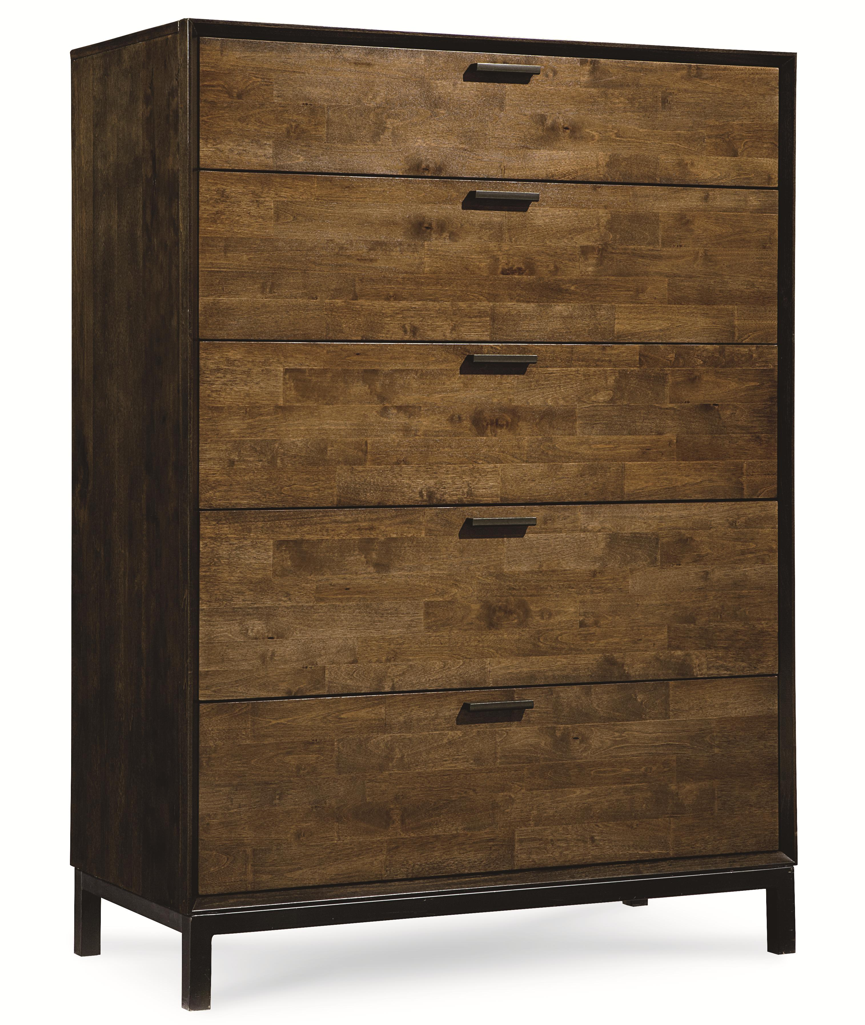 Legacy Classic Kateri Drawer Chest with 5 Drawers - Item Number: 3600-2200