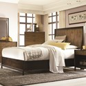 Legacy Classic Kateri Cal. King Panel Bed w/ Storage - Item Number: 3600-4107K