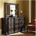 Legacy Classic La Bella Vita Dresser with 9 Drawers