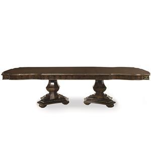 Legacy Classic La Bella Vita Double Pedestal Table