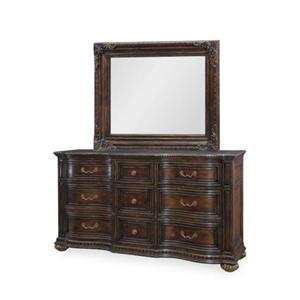Legacy Classic La Bella Vita Dresser and Mirror