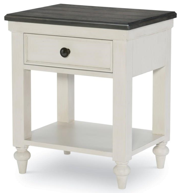 Lacey Lacey Nightstand by Legacy Classic at Morris Home