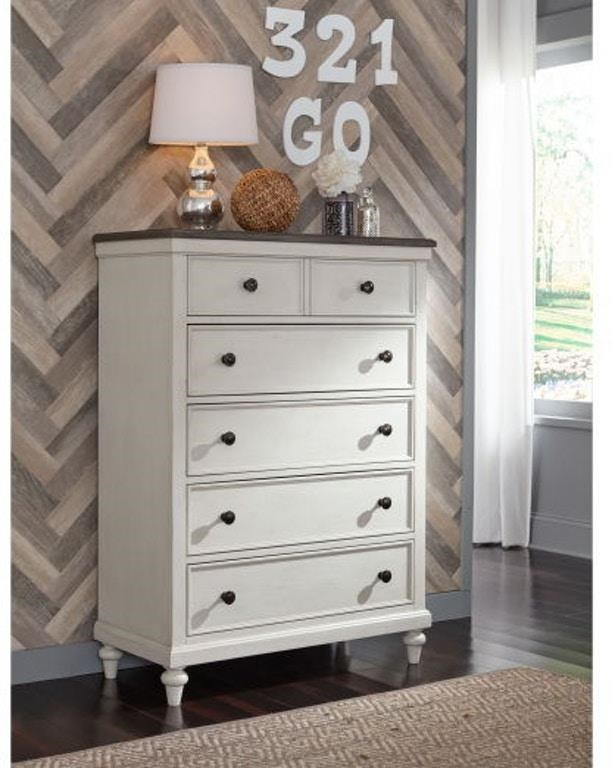 Lacey Lacey Chest of Drawers by Legacy Classic at Morris Home