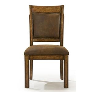 Legacy Classic RALEIGH Upholstered Back Side Chair