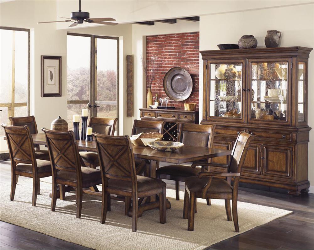 Legacy Classic Larkspur 9 Piece Table Chair Set