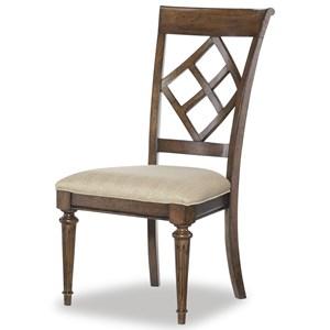 Legacy Classic Latham Diamond Back Side Chair