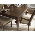 Legacy Classic Latham Diamond Back Arm Chair with Upholstered Seat
