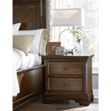 Legacy Classic Latham Night Stand with Built in Outlet/USB
