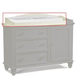 Legacy Classic Kids Madison Baby Changing Cushions