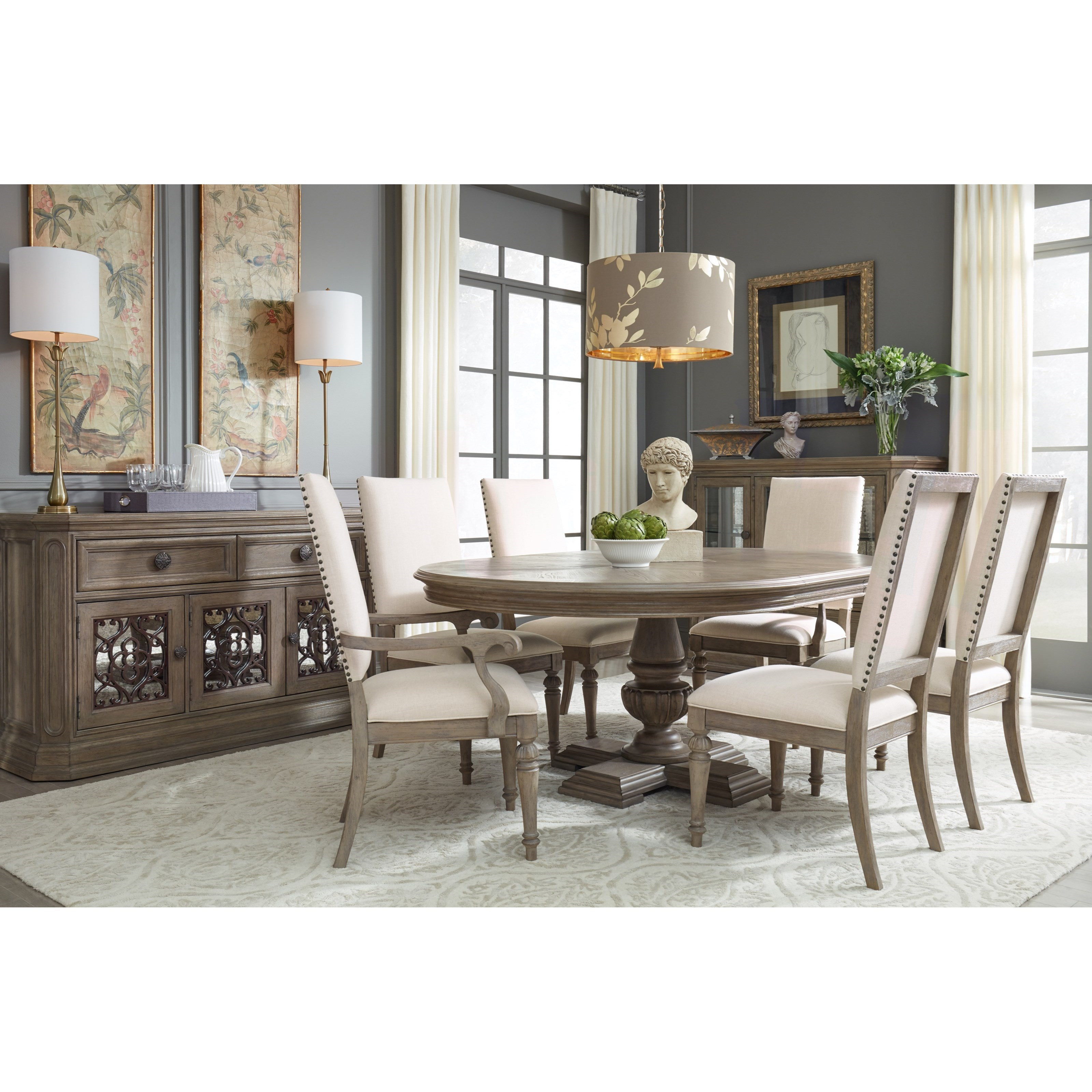 Formal Dining Room Furniture Manufacturers: Legacy Classic Manor House Formal Dining Group