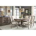 Legacy Classic Manor House Formal Dining Group - Item Number: 8200 Dining Room Group 2