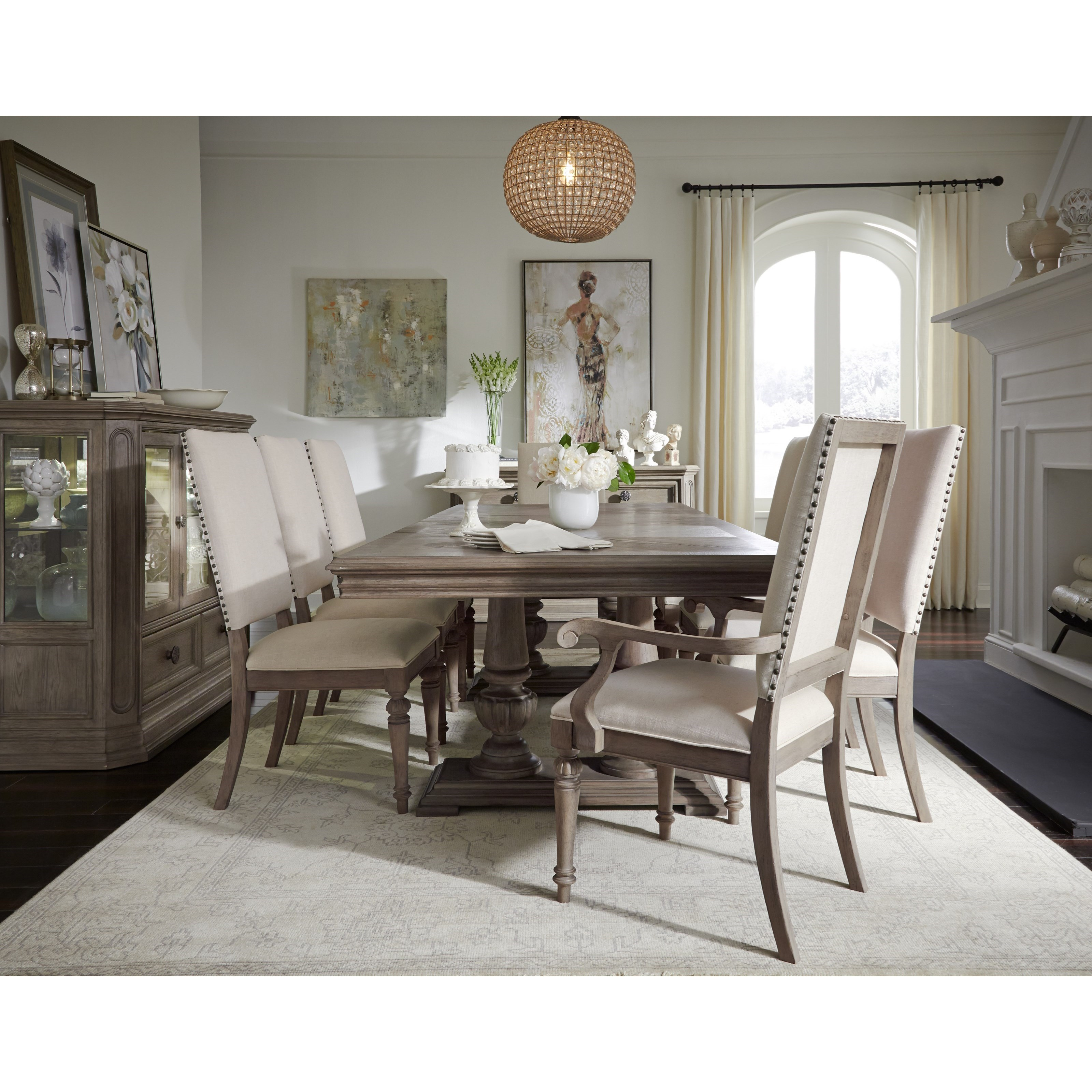 Manor House Formal Dining Group By Legacy Classic At Lindy S Furniture Company