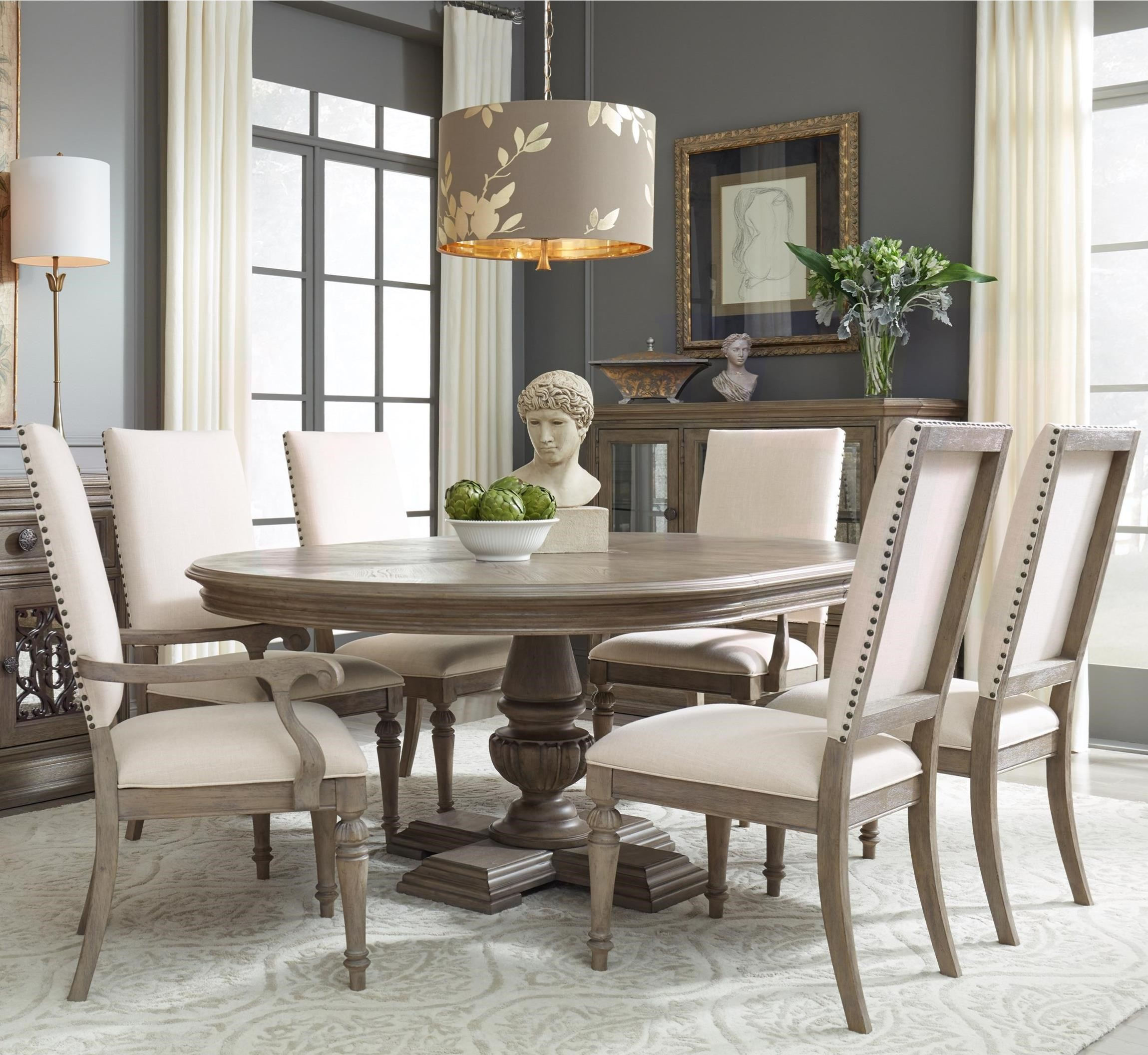 Manor House Relaxed Vintage Seven Piece Dining Set By Legacy Classic At Hudson S Furniture