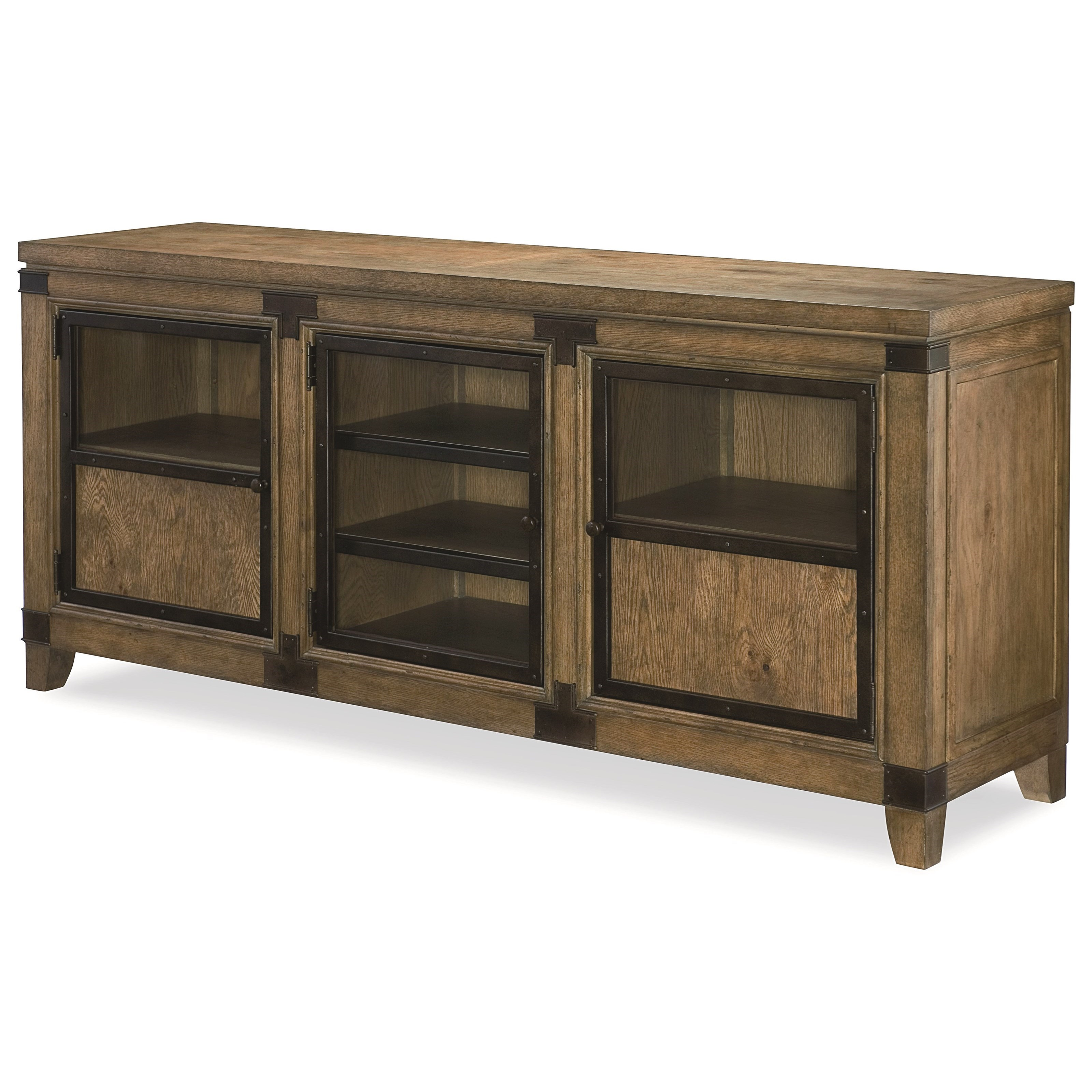 Legacy Classic Metalworks Entertainment Console  - Item Number: 5610-023