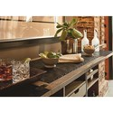Legacy Classic Metalworks Bar Cabinet  with Felt Lined Drawers