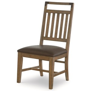 Legacy Classic Metalworks Splat Back Side Chair
