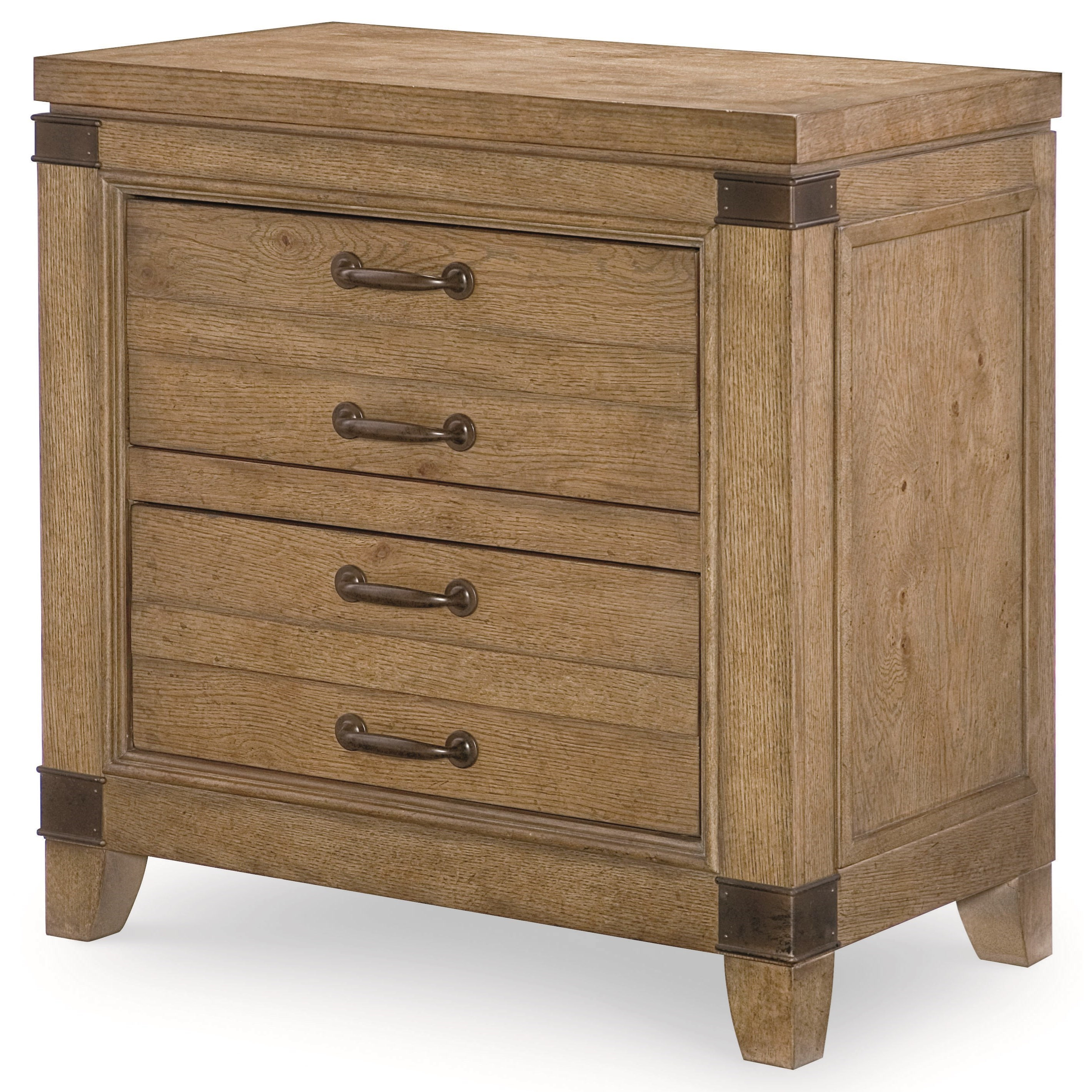Legacy Classic Metalworks Night Stand  - Item Number: 5610-3100