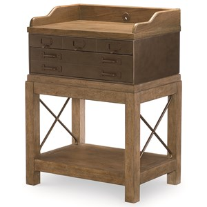 Legacy Classic Metalworks Bedside Chest