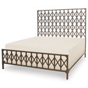 Legacy Classic Metalworks Queen Metal Bed - Item Number: 5610-5005