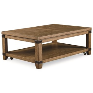 Legacy Classic Metalworks Cocktail Table