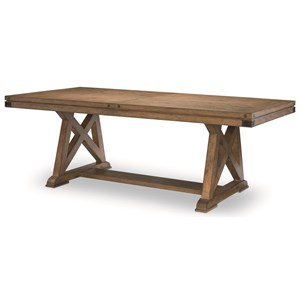 Legacy Classic Metalworks Trestle Table