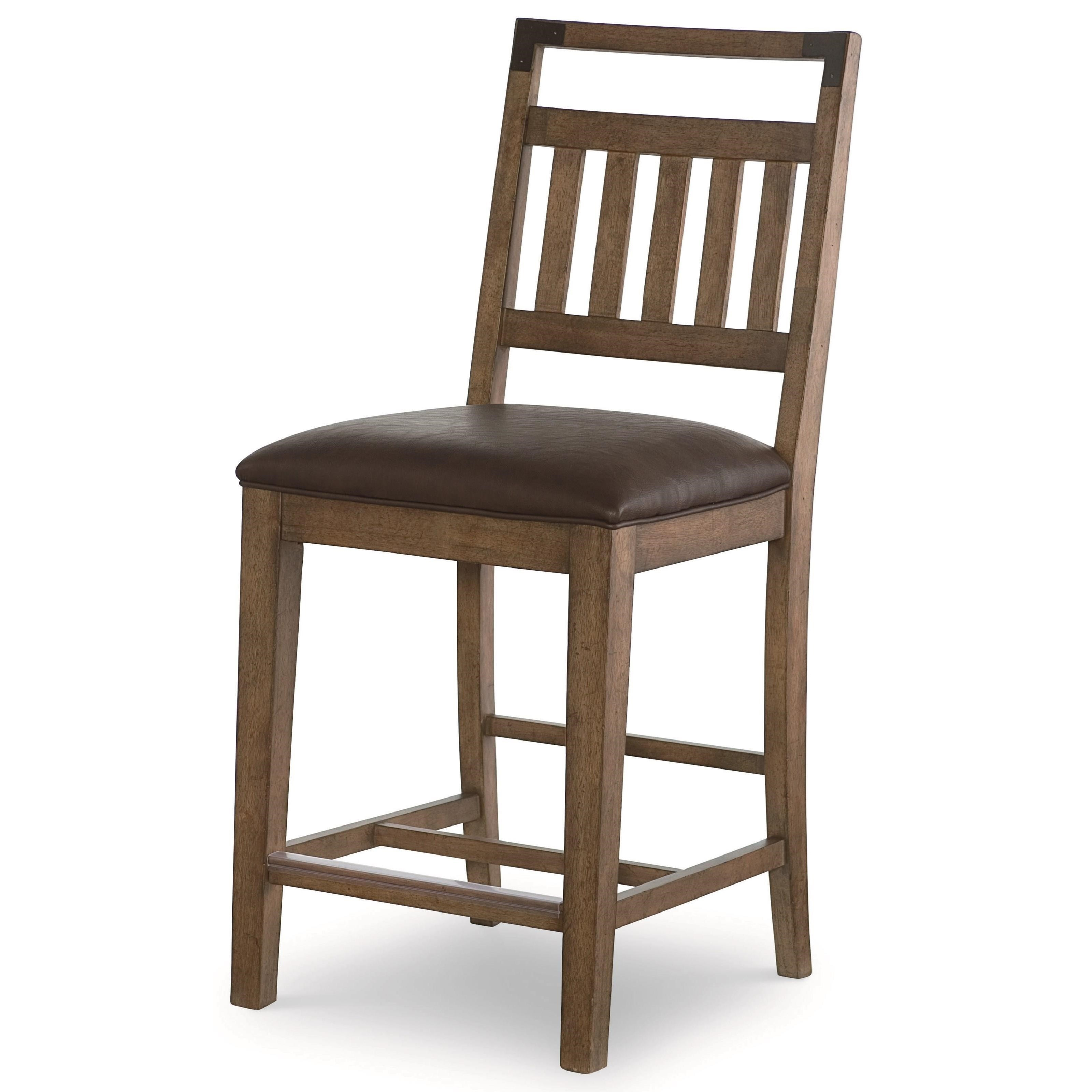 Legacy Classic Metalworks Pub Chair  - Item Number: 5610-945 KD