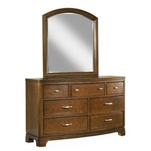 Legacy Classic Kids Newport Beach Drawer Dresser U0026 Landscapre Mirror