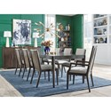 Legacy Classic Paldao Formal Dining Room Group - Item Number: 8460 Dining Room Group 1