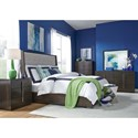 Legacy Classic Paldao Queen Bedroom Group - Item Number: 8460 Q Bedroom Group 3