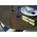 Legacy Classic Paldao Contemporary Oval Double Pedestal Table