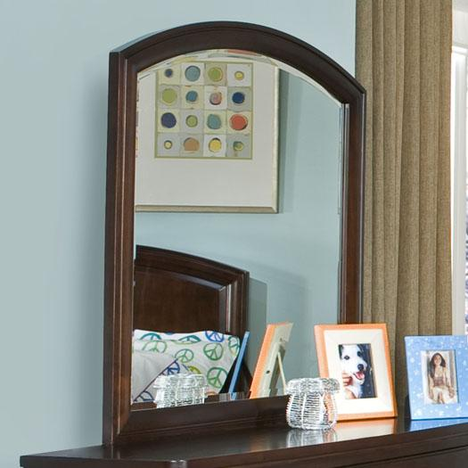 Legacy Classic Kids Park City Arched Dresser Mirror - Item Number: 9980-0300