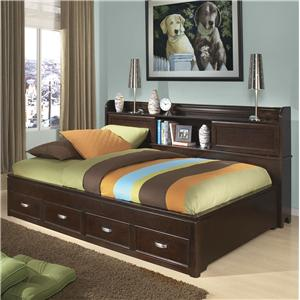 Legacy Classic Kids Park City Twin Size Study Lounge Bed