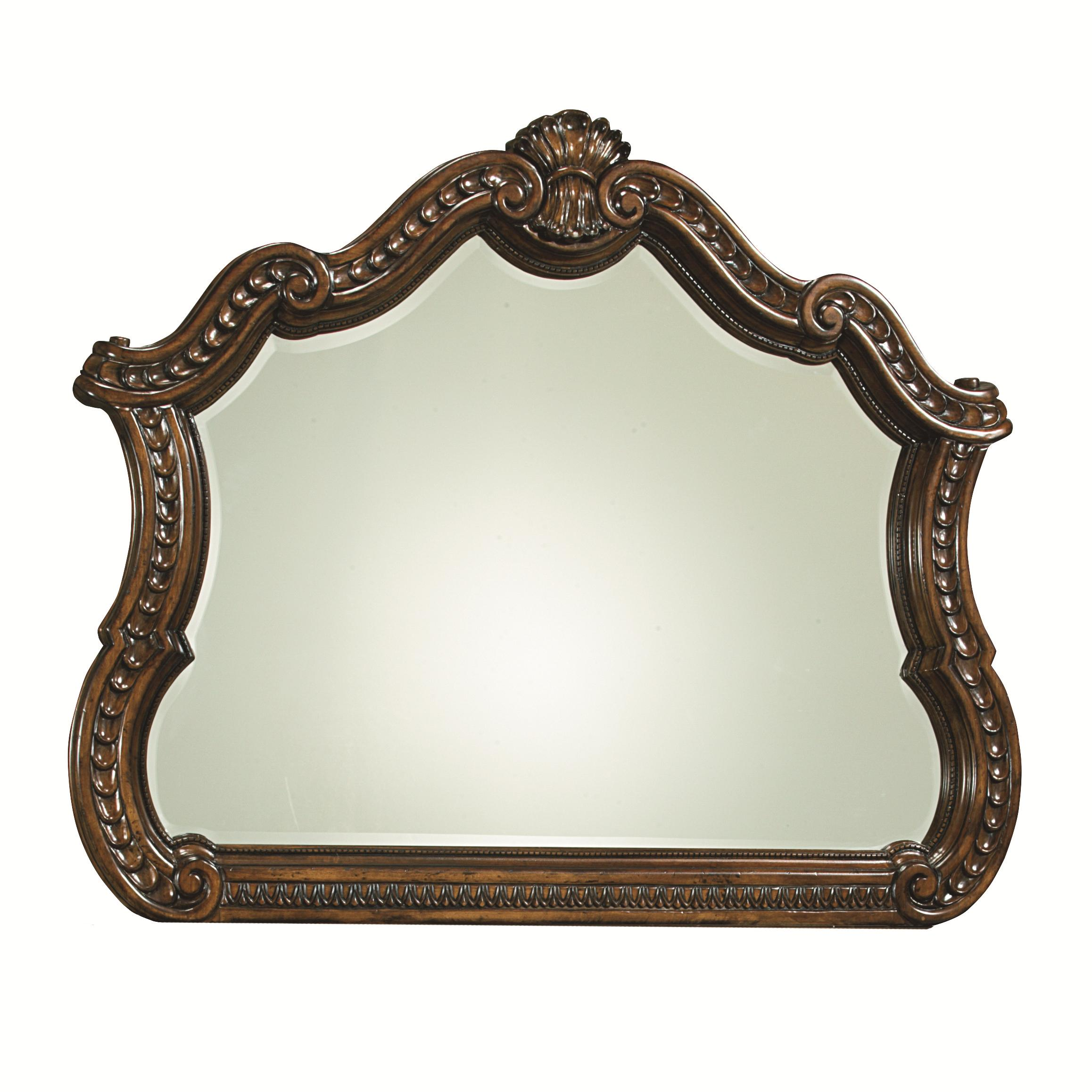 Legacy Classic Pemberleigh Arched Mirror - Item Number: 3100-0100