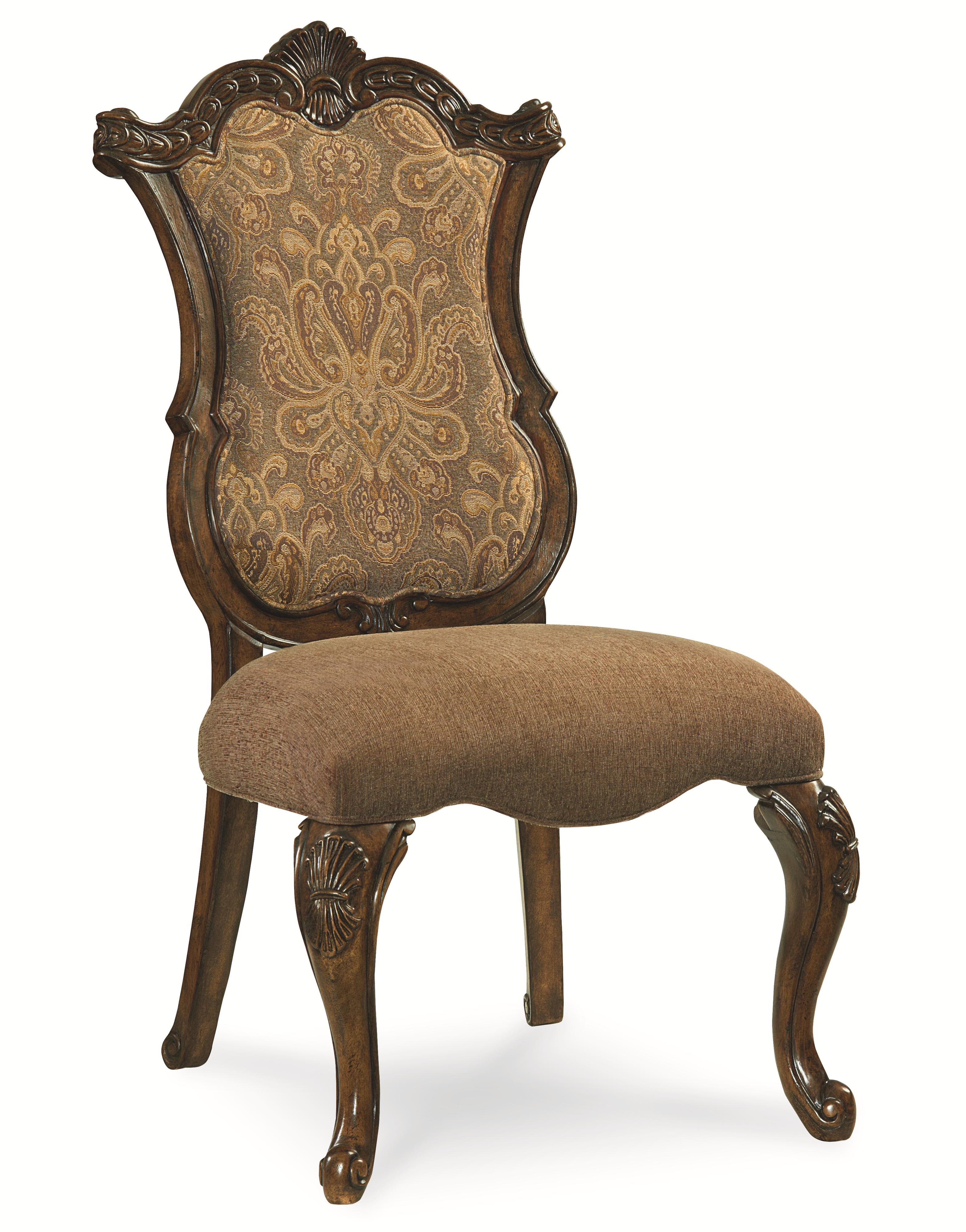 Legacy Classic Pemberleigh Upholstered Side Chair - Item Number: 3100-340 KD
