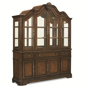 Legacy Classic Pemberleigh Dining Buffet with Hutch